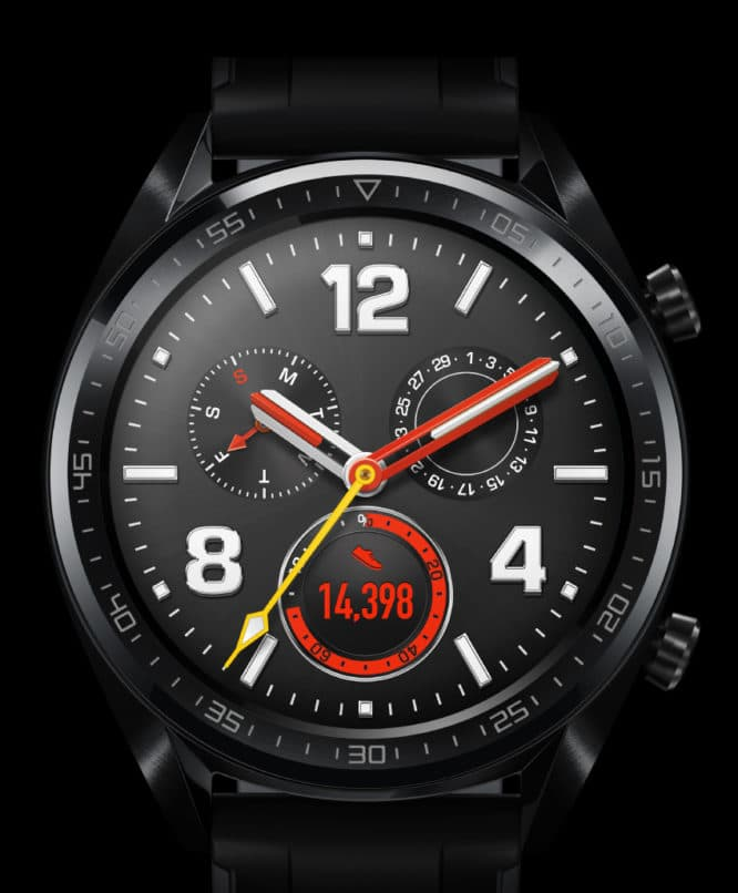 The Huawei Watch GT 'Sport edition'