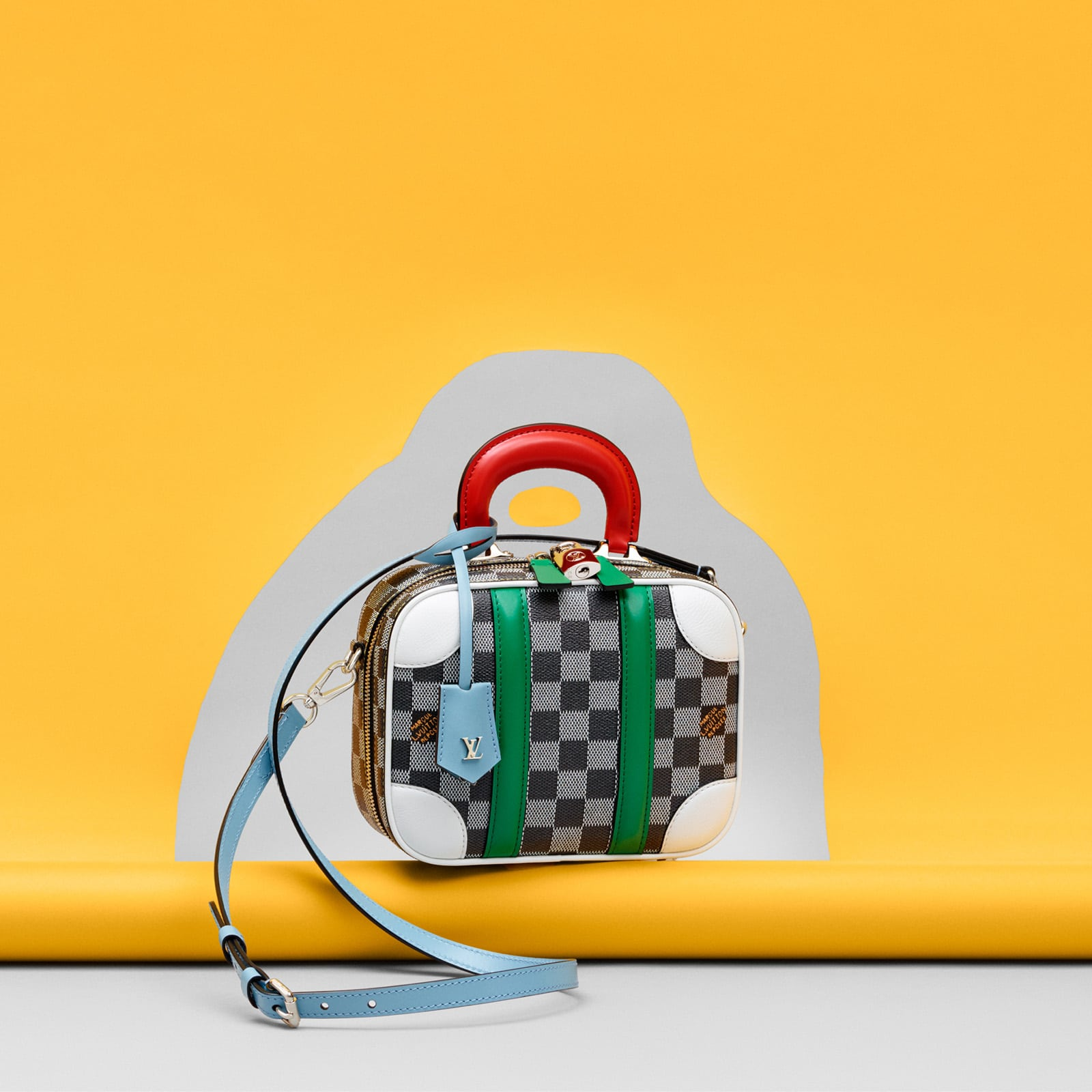Louis Vuitton FW19 bag preview