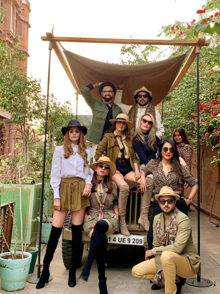 The Safari Picnic