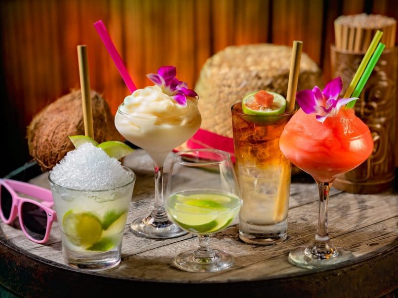 Where to drink in Hong Kong - Honi Honi Tiki Cocktail Lounge