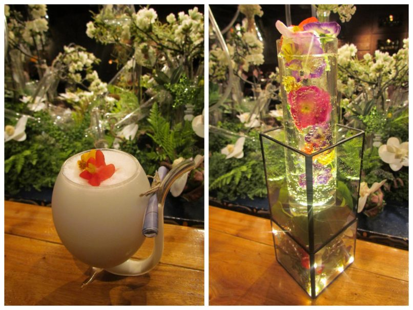 Where to drink in Hong Kong - Dr. Fern's Gin Parlour