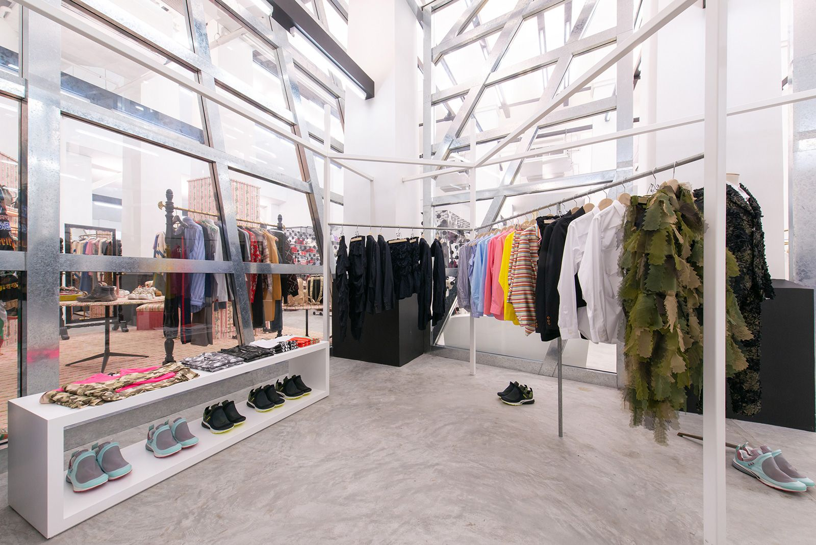 Multi-label boutique in singapore