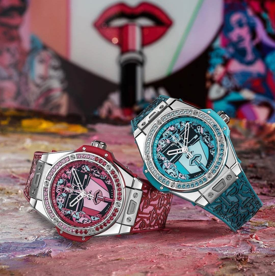 Limited to just 50 builds each, the timepieces have been designed by Marc Ferrero