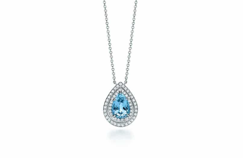 Aquamarine, March Birthstone: Tiffany & Co.