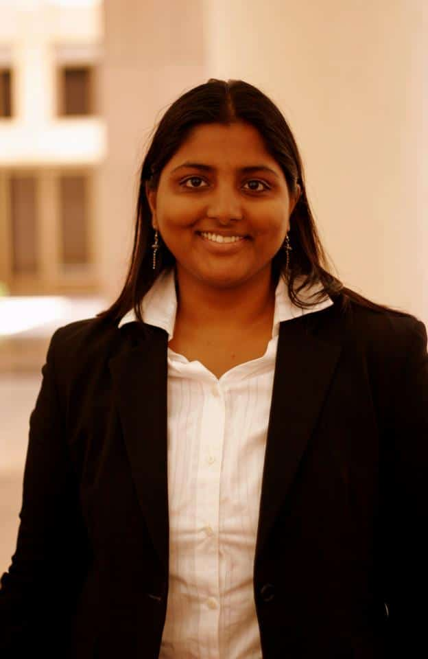 Prasanthy Gurugubelli, founder Daughter Earth