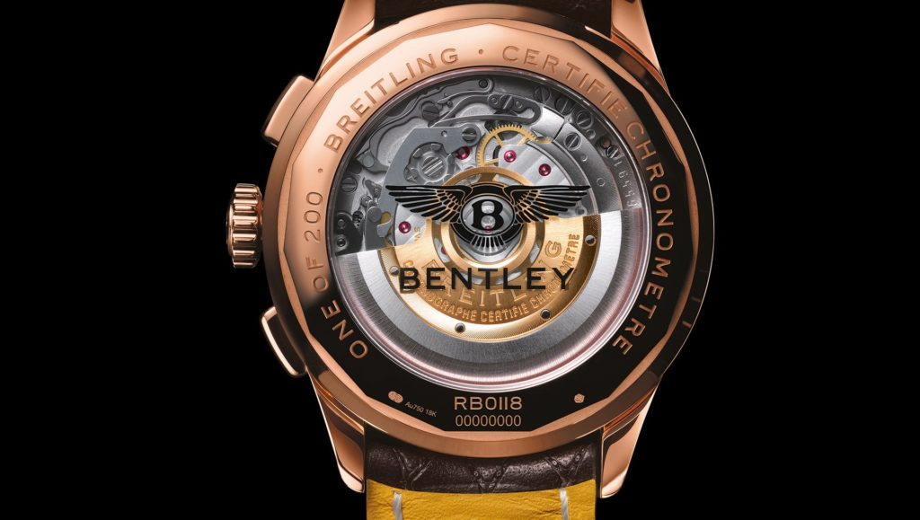 Premier Bentley Centenary Limited Edition.