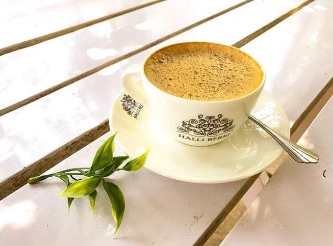 best artisanal coffees India. Halli Berri coffee