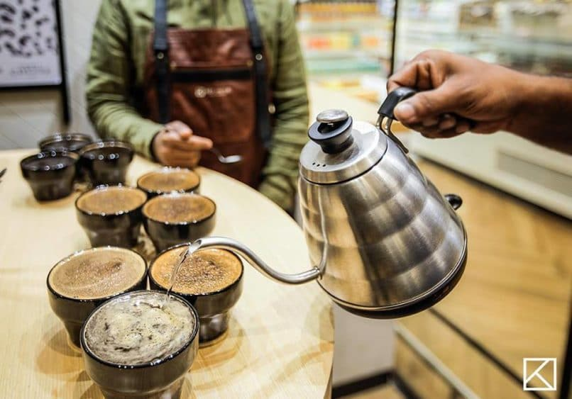 best artisanal coffees India. KC Roasters coffee