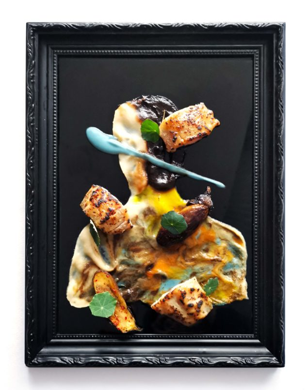 Mandarin Grill + Bar - Art Month Menu