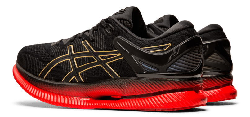 new product 0c0aa 6afc9 It took a team of Japanese scientists and designers two years to develop  the Metaride collection with the Guidesole technology. (Credit  Asics)