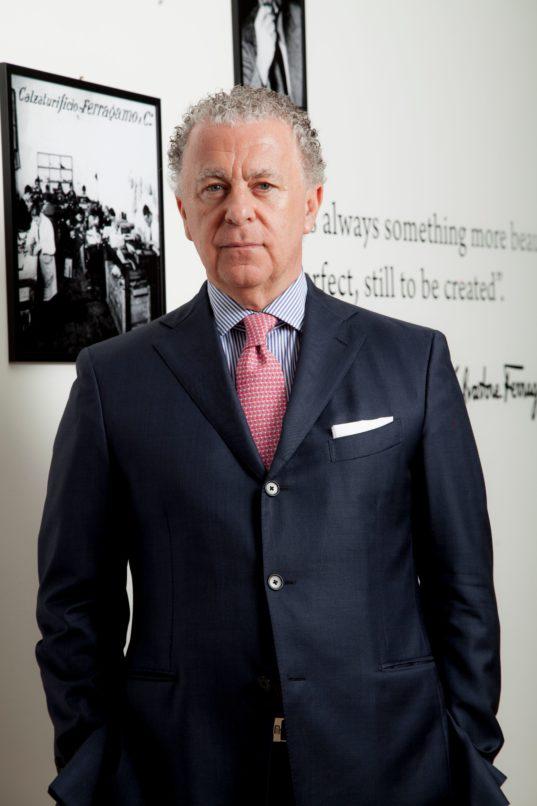 Luciano Bertinelli, CEO, Ferragamo Parfums