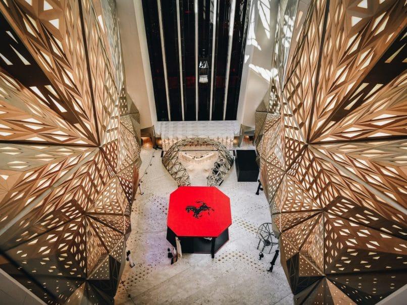 Morpheus Macau - Suite Staycation - Ferrari