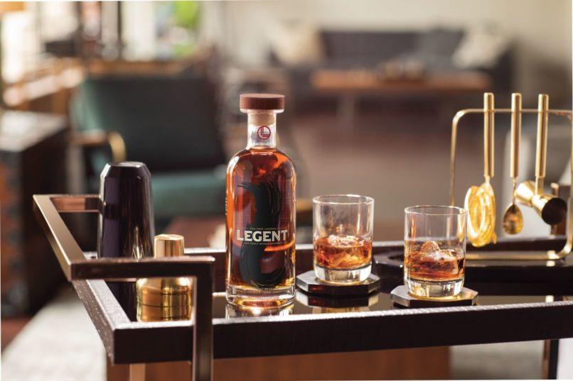 Legent whiskey
