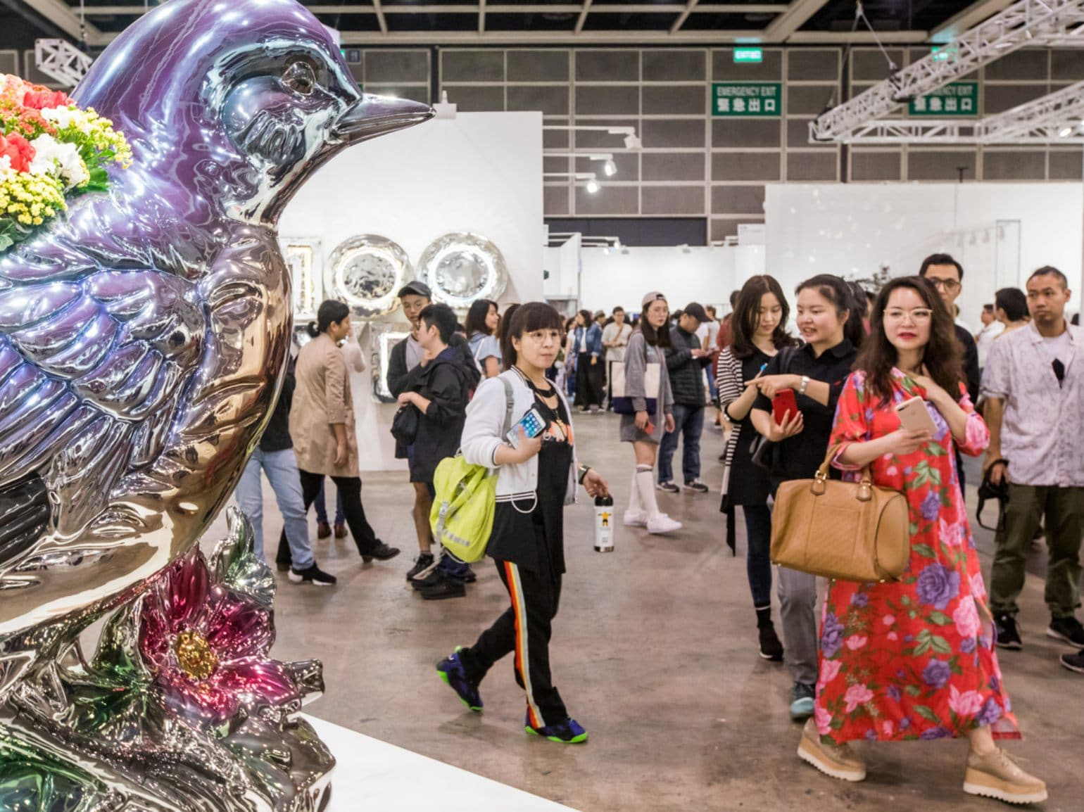 Things to do in Hong Kong - Art Basel Hong Kong