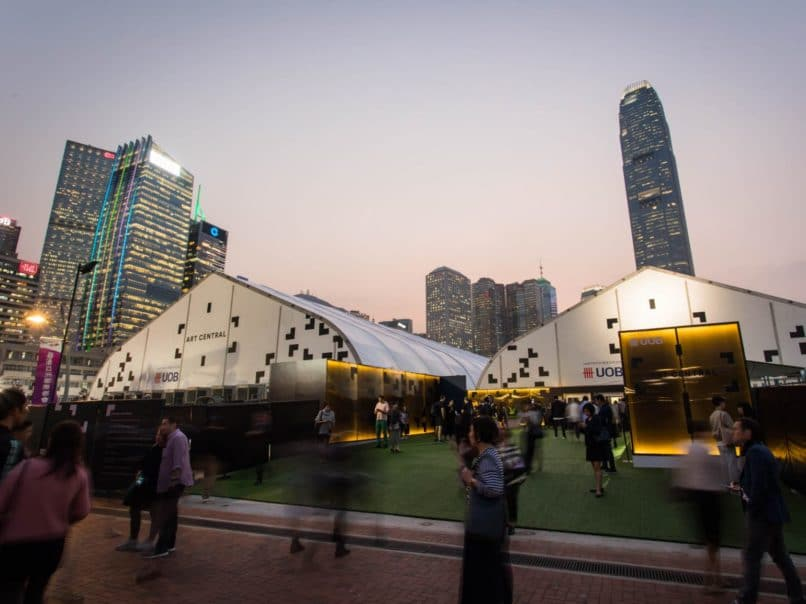 Things to do in Hong Kong - Art Central