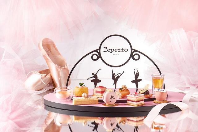 Repetto Intercontinental Hotel Afternoon Tea