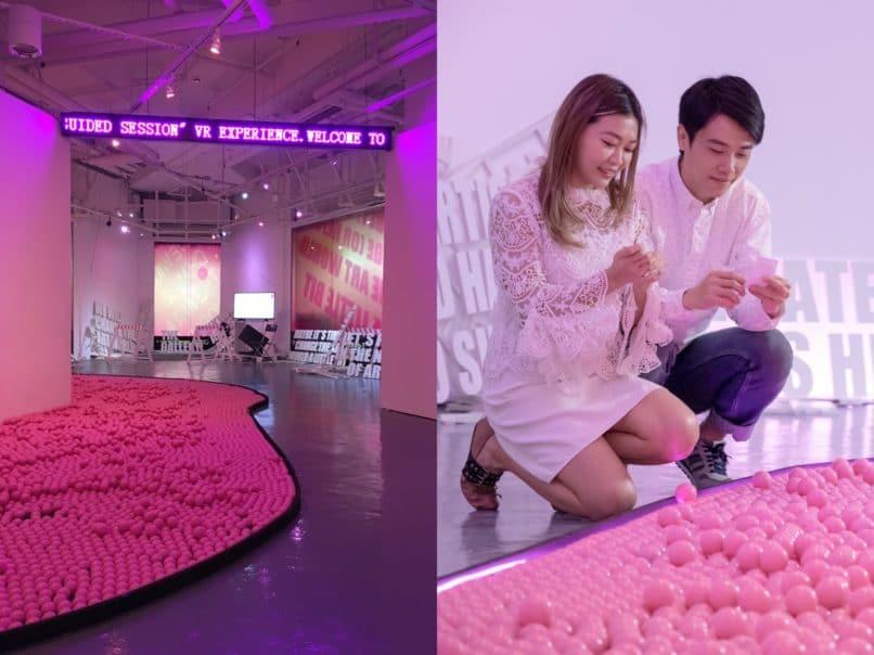 Hong Kong Art Week - K11 Wang Xin