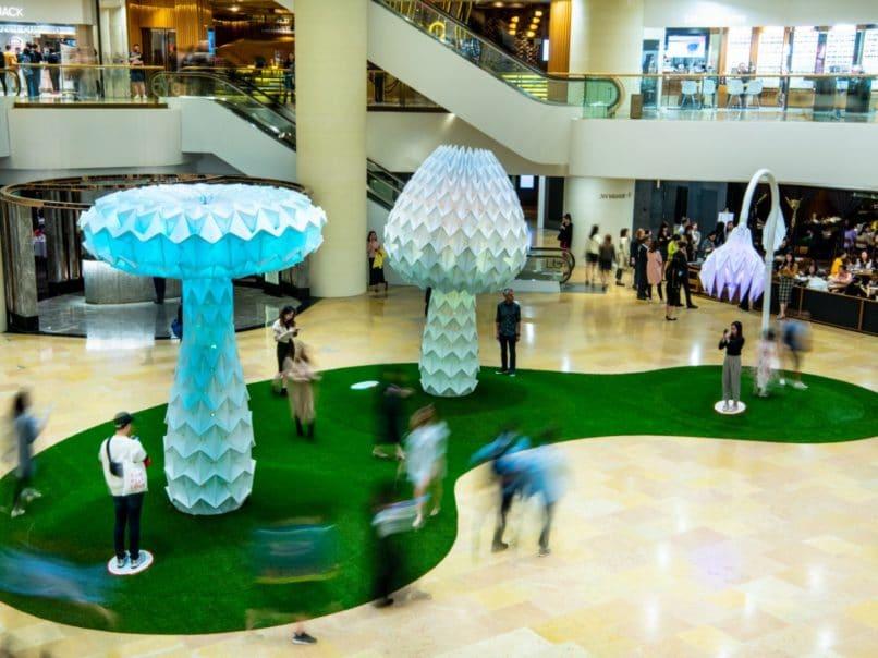 Hong Kong Art Week - Lumenous Garden