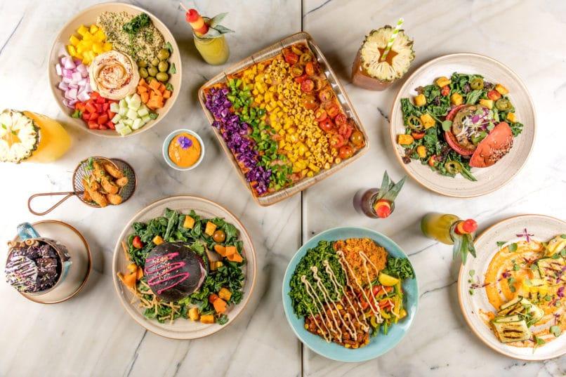 Best vegan restaurants in Mumbai. Candy & Green