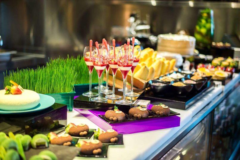 Sunday brunches at W hotel, North Sathorn Rd, Bangkok