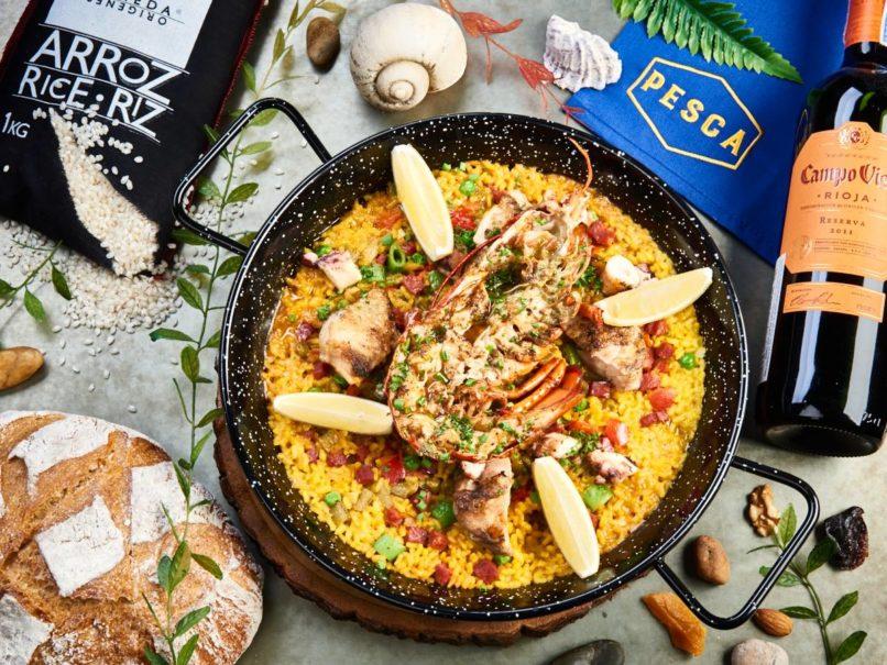 Sunday brunches at Pesca Mar & Terra Bistro, Ekkamai 12 restaurant, Bangkok