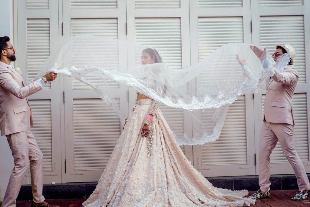 Kaabia the white bride