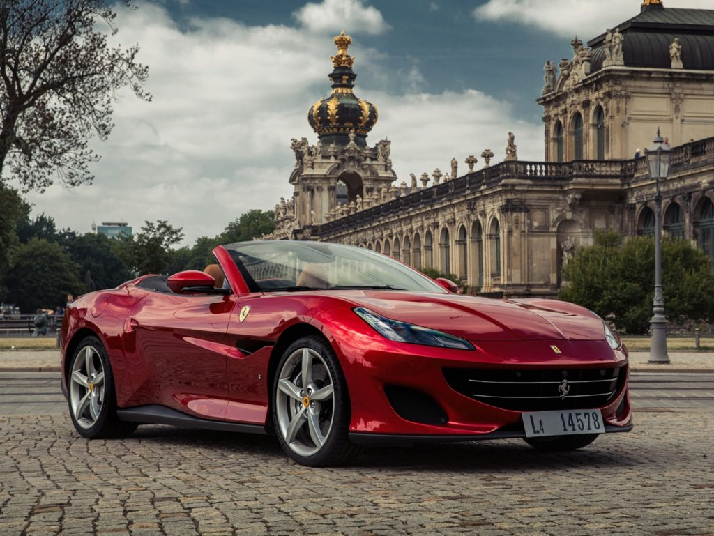 The 2019 Portofino, Ferrari's flagship