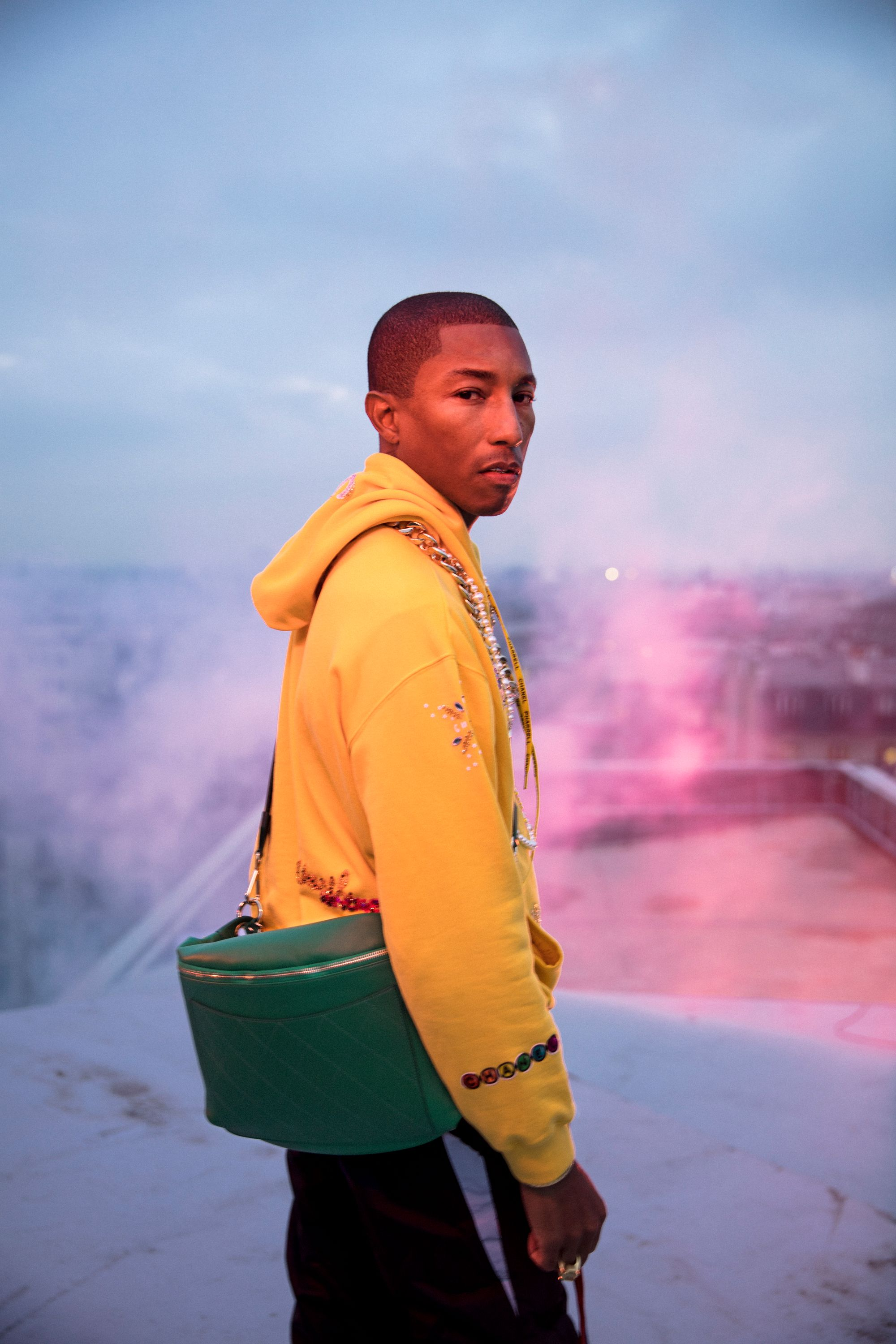 cd7587014301b Chanel x Pharrell Williams  Every piece we love from the coolest  collaboration of the season