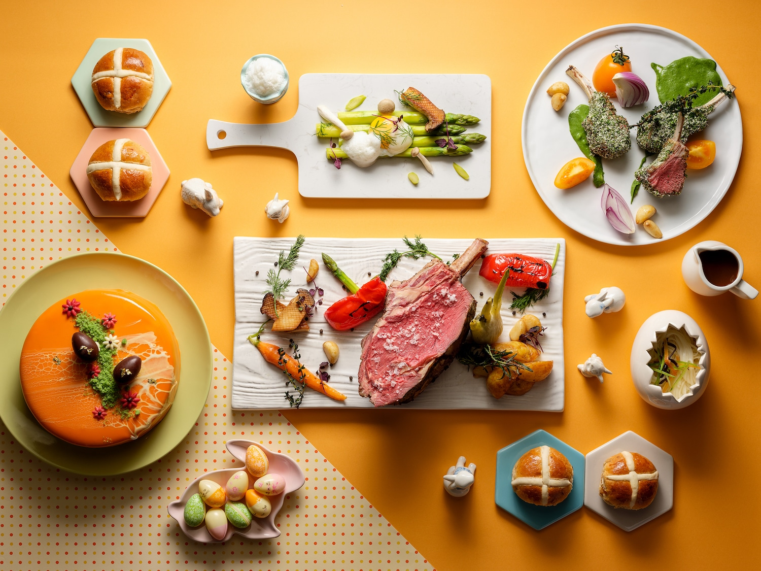 Pan Pacific Singapore easter brunch