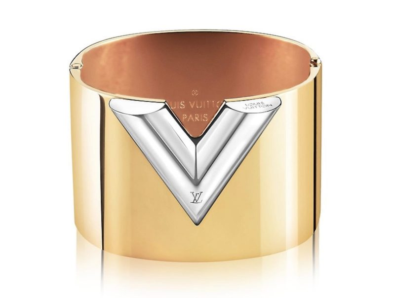 Louis Vuitton Essential V cuff