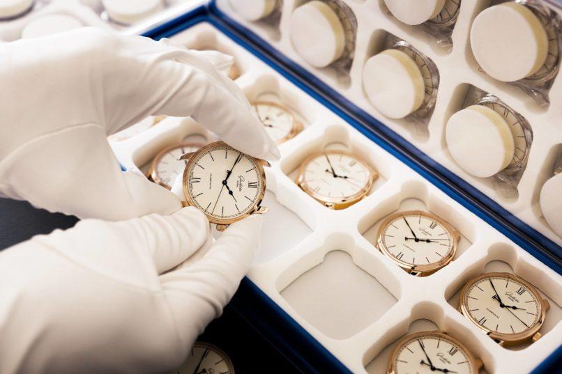 German Watchmakers: Glashütte Original