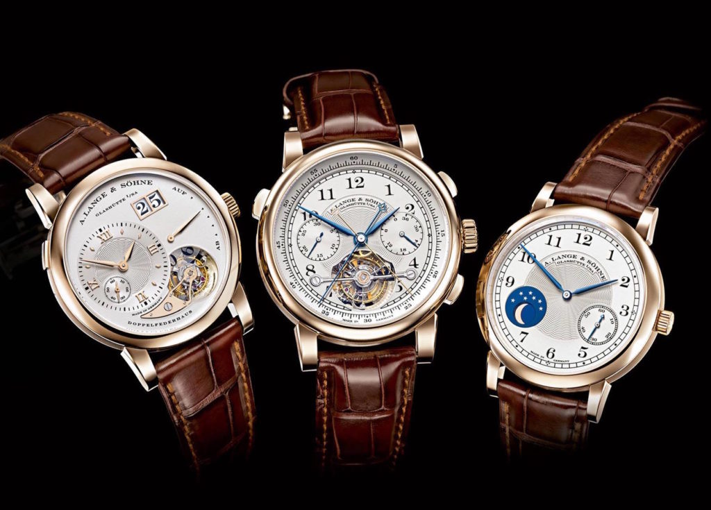 German Watchmakers: A.Lange & Söhne