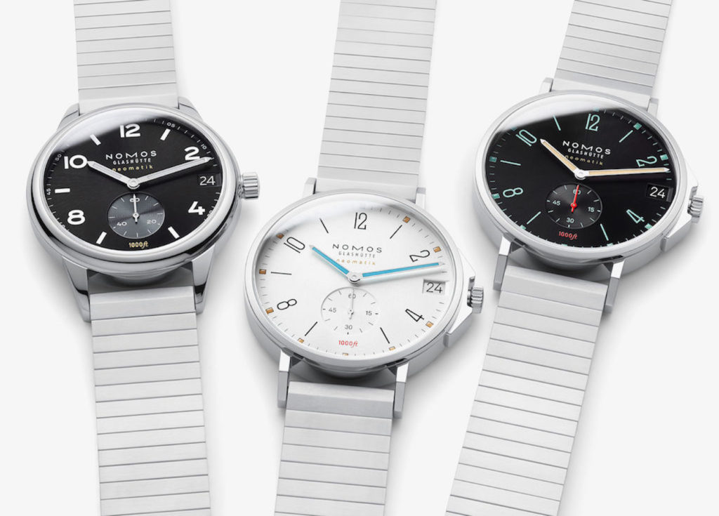 German Watchmakers: NOMOS Glashütte