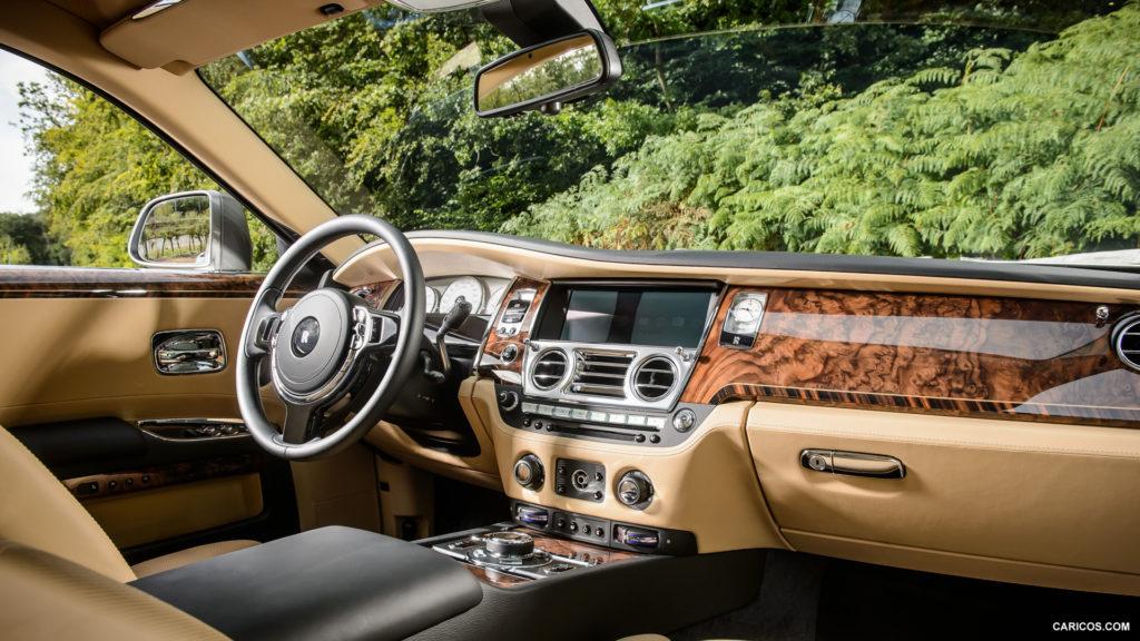 2016 Rolls Royce Ghost Interior
