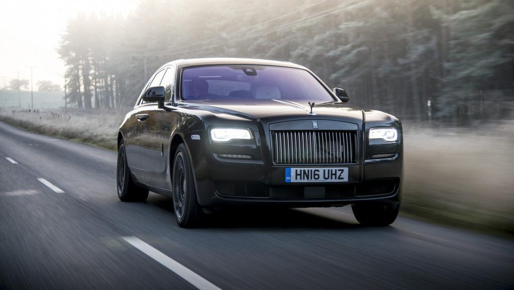 2016 Rolls-Royce Ghost Black Badge