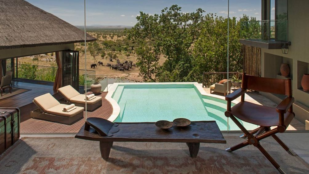 5 of the most beautiful luxury lodges in Tanzania