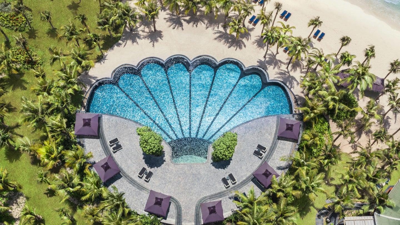 Spa Resorts Southeast Asia April: JW Marriott Phu Quoc