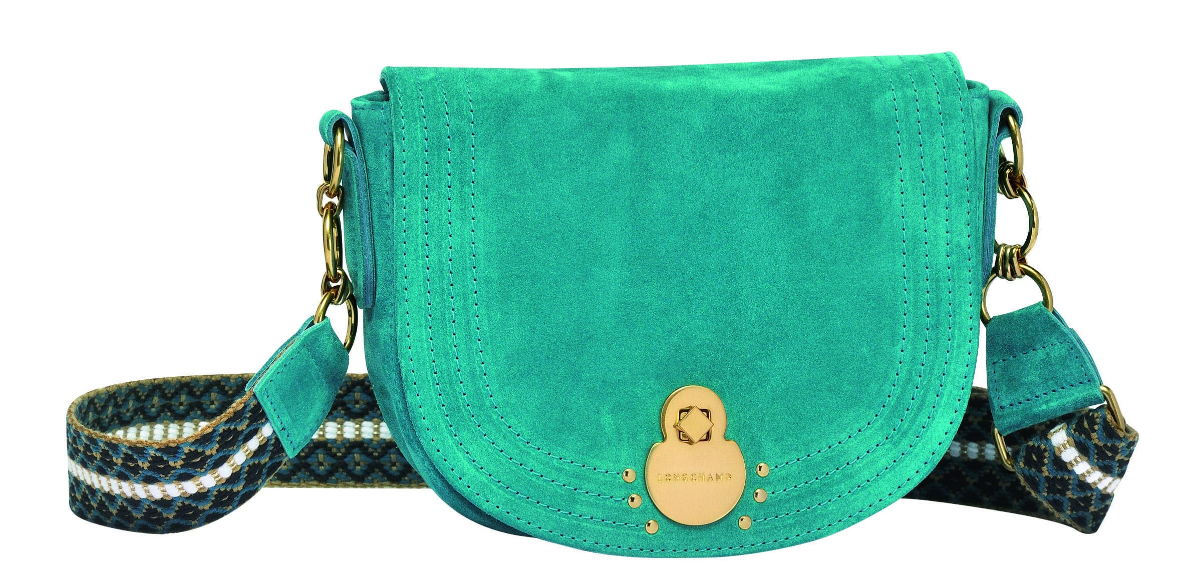 0708da52876 Longchamp bags get a spring update & we're in love with the ikat Amazone