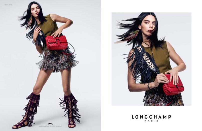 Longchamp Amazone matelassé