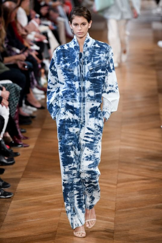 Stella McCartney's SS'19. Image: Courtesy Getty