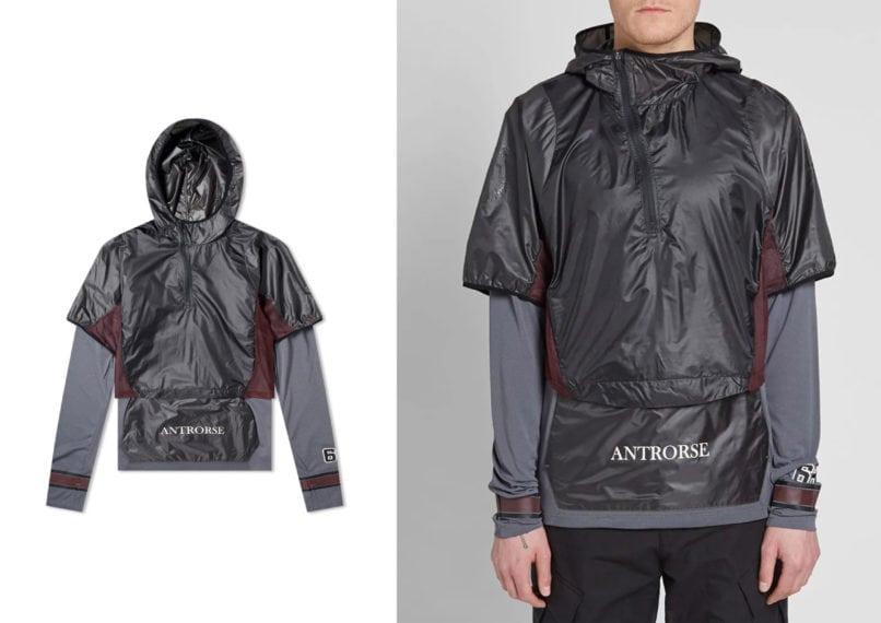 Transform jacket