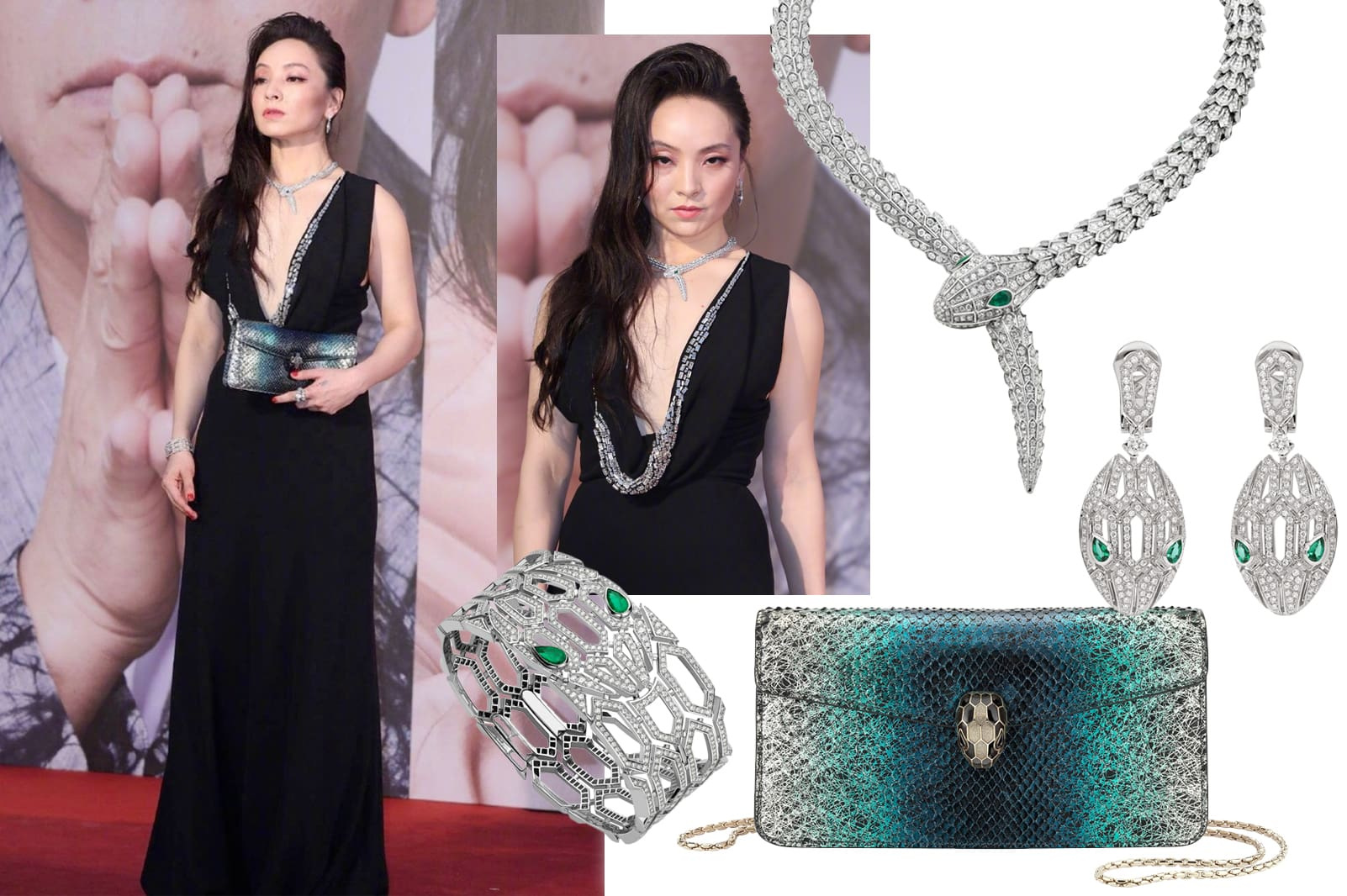 38th Hong Kong Film Awards: The best-dressed stars on the