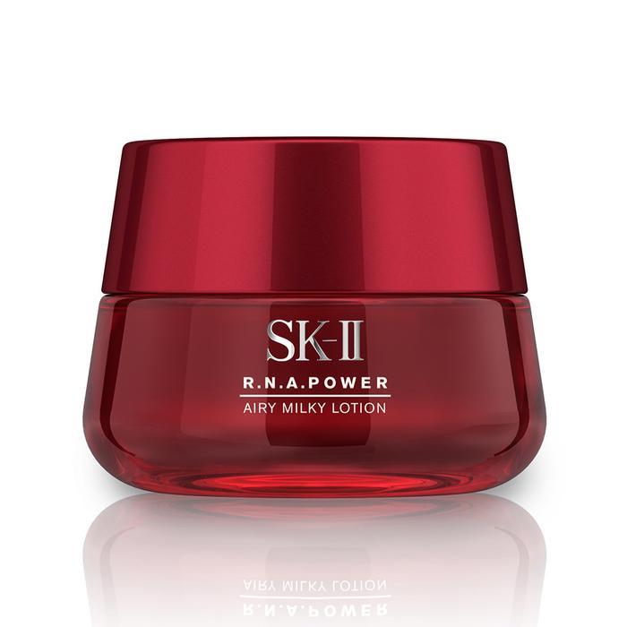 sk-ii anti-ageing skincare