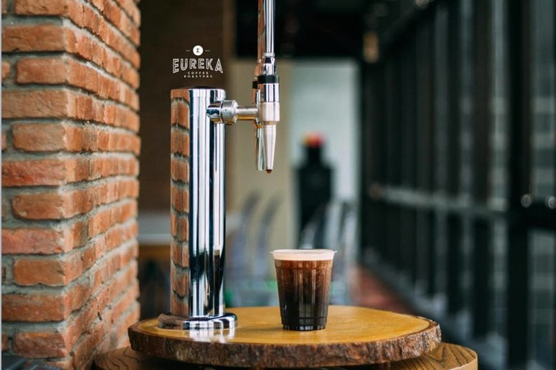 Best Nitro Coffee in Bangkok: Eureka