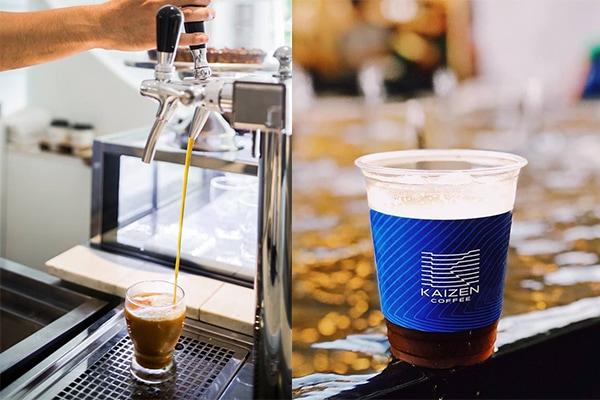 Best Nitro Coffee in Bangkok: Kaizen