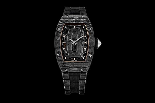 Carbon Fibre Watches: Richard Mille