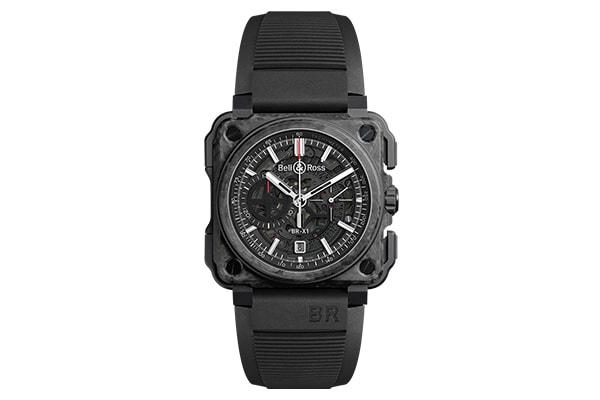 Carbon Fibre Watches: Bell & Ross
