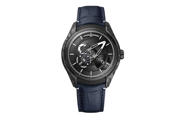 Carbon Fibre Watches: Ulysse Nardin