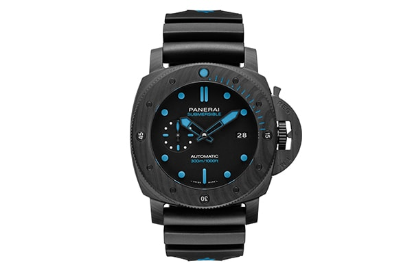 Carbon Fibre Watches: Panerai