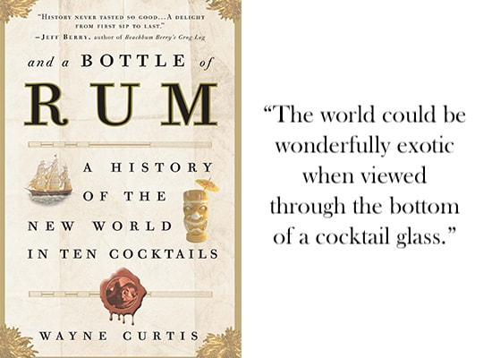 And A Bottle of Rum Book